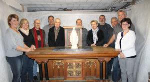 Un nouvel autel pour la Chapelle Saint Jean Baptiste